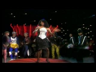 Donna Summer - She Works Hard For The Money (German TV) (1983)