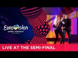 Valentina Monetta and Jimmie Wilson - Spirit of the Night (San Marino)  Semi-Final - Eurovision Song Contest 2017