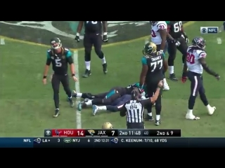 The Worst Plays Of Week 10 - NFL