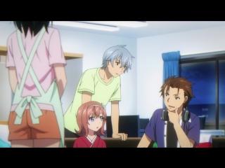 Strike the Blood ТВ-2 OVA 4 серия русская озвучка OVERLORDS / Удар крови 2 сезон ОВА 04 [vk] HD