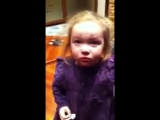 Мам, у меня такие плаблемы (Маруся первый день идет в детский сад)