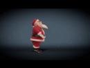 Дед мороз шалит песня