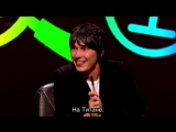 I Series Episode 7 Incomprehensible XL (rus sub) (Prof. Brian Cox, Ross Noble, Sue Perkins)