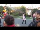 Парк Шанхай - Развлечение Киевского клоуна в Китае, Шанхая 2016 г. в парке отдыха
