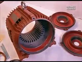 Асинхронный двигатель. Как это работает