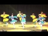 Монгольский творческий коллектив на сцене БГУ 2014 #10