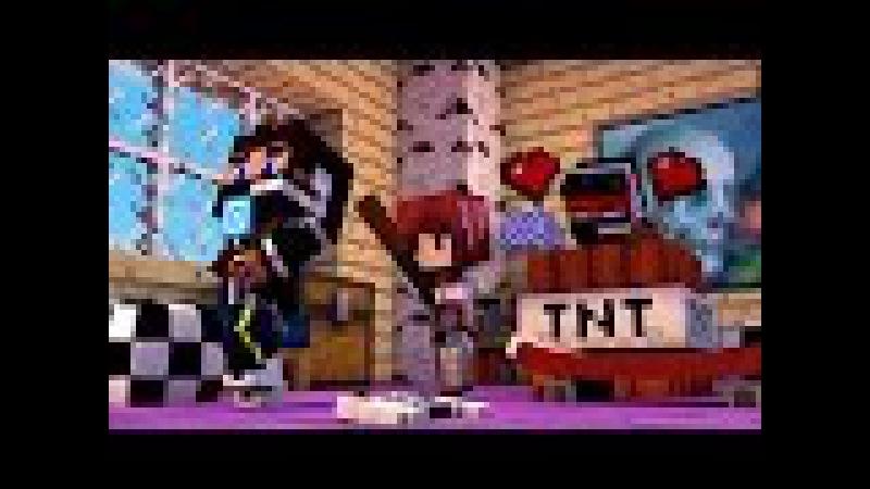 Minecraft Speed Art - Vika Karter -I- LaGGeRFeeD -I- Mistik31