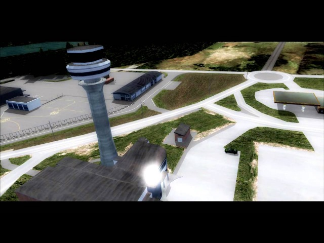 FSX Movie | Aerosoft Trondheim Vaernes-X | ENVA