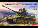 MENG King Tiger TS 031 Build Review 002