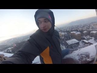 """Заброшенная гостиница """" Кавказ"""""""