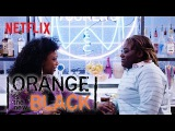 Orange is the New Black Mirror HD Netflix