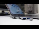 Hands-on: HyperDrive Thunderbolt 3 USB-C Hub for MacBook Pro
