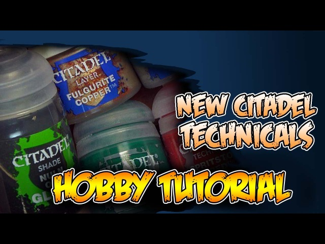 How To Use the New Citadel Technicals REVIEW