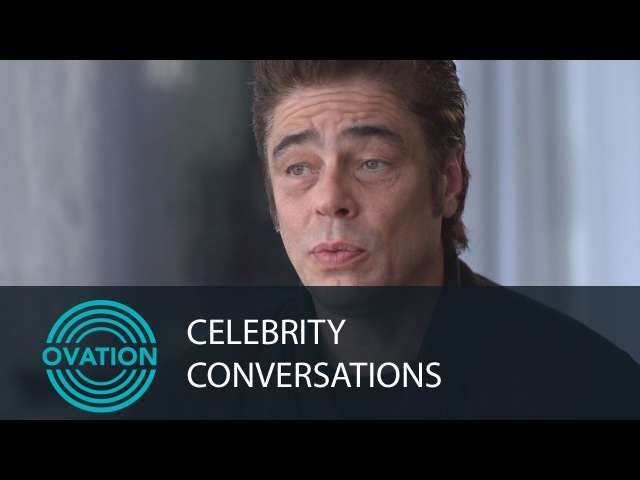 Benicio del Toro -- Studying with Stella Adler and Playing Duke, the Dog-faced Boy