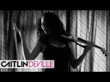 Bad Romance (Lady Gaga) - Electric Violin Cover  Caitlin De Ville