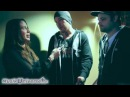 Hollywood Undead interview with Johnny 3 Tears & Charlie Scene in Montreal,Qc 2013 (HD)