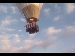 12 07 2016 Фёдор Конюхов начал полёт вокруг света на воздушном шаре