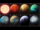 ЧТО МЫ ЗНАЕМ О 7 МИРАХ? [Звезда TRAPPIST-1 и ее планеты: b, c, d, e, f, g и h ]