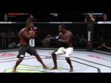 VFC2. Rampage Jackson(move_99) vs. Ovince Saint-Preux(From_Flames1)