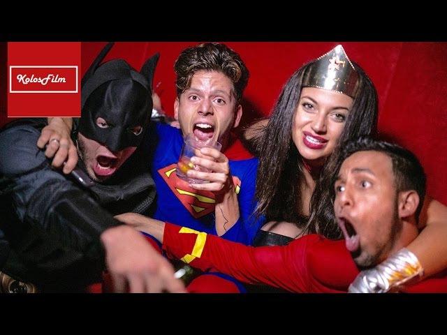 Супергеройские сожители (KolosFilm)