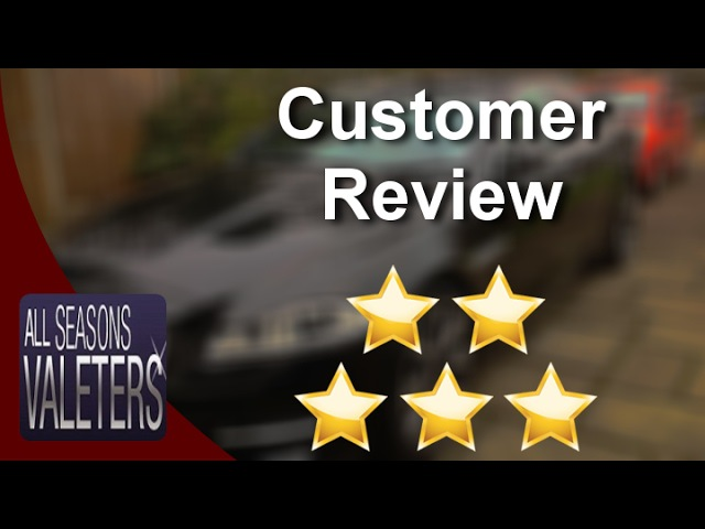 Mobile Car Valeting Surrey 5 Star Review by Paul S.