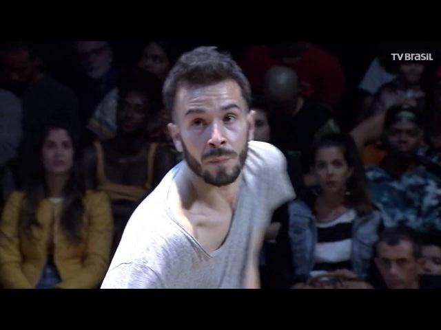 Rio H2K 2016 - ANDRE BIDU VS JONATAN PIKOLE - Final Popping [Battle]