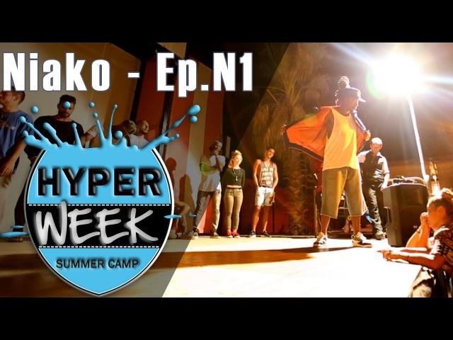 NIAKO LEGION X | Ep N1 - Hyper Week is also This mmpp @niako @legionx