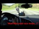Audi R8 X и Kawasaki Ninja ZX10R  [Full HD]