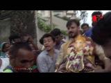 Vivek Oberoi With Family At The Ganapati Visarjan - Bollywood Hangout