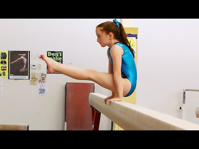 Gymnastics Flexability Conditioning Strength Training