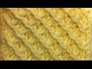 Узор Звездочка вязанный спицами Видео урок вязание спицами. Pattern knit asterisk. Tutorial knit...
