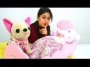 Bebek bakma oyunu👶Ayşe Gül için yeni yatak satın alıyor🛏️ kızoyunları
