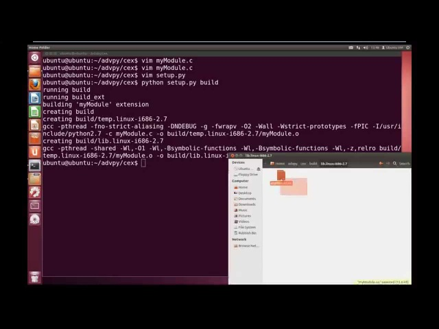 Python Advanced Tutorial 9 - C Extensions