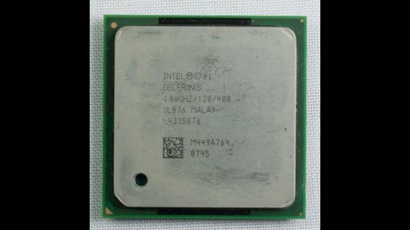 Детекторный приемник на процессоре Pentium 4