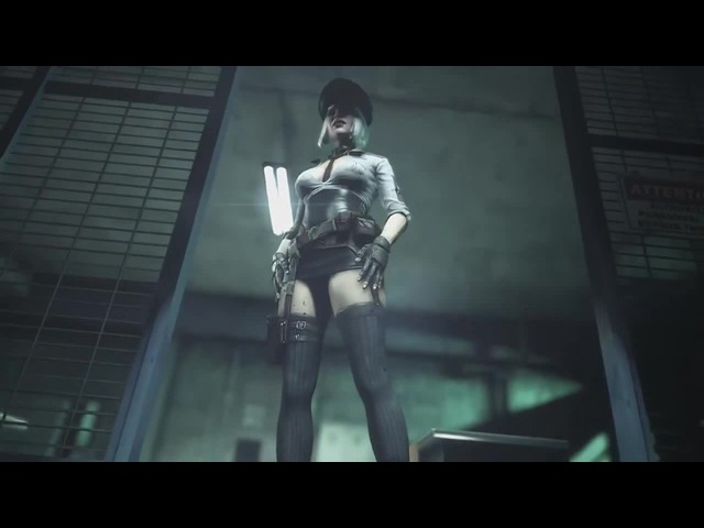 Dead Rising 3 - Hilde Psychopath Sexy Milf Boss