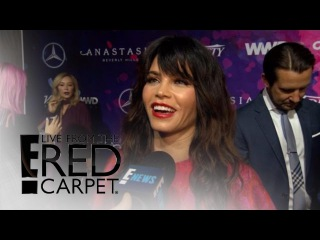 Jenna Dewan Tatum Spills on 3-Year-Old Daughter's Style   E! Live from the Red Carpet