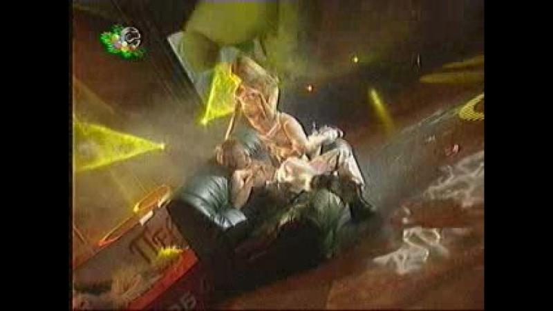 Айви укатала парня Симферополь Чемпионат Украины по стриптизу 2003