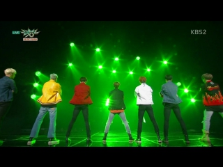 BTS - Silver Spoon (160513 KBS Music Bank) [Comeback Stage]
