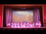 Народный ансамбль «Карагод» - «Вдоль деревни течет речка» декшинские частушки «под язык»