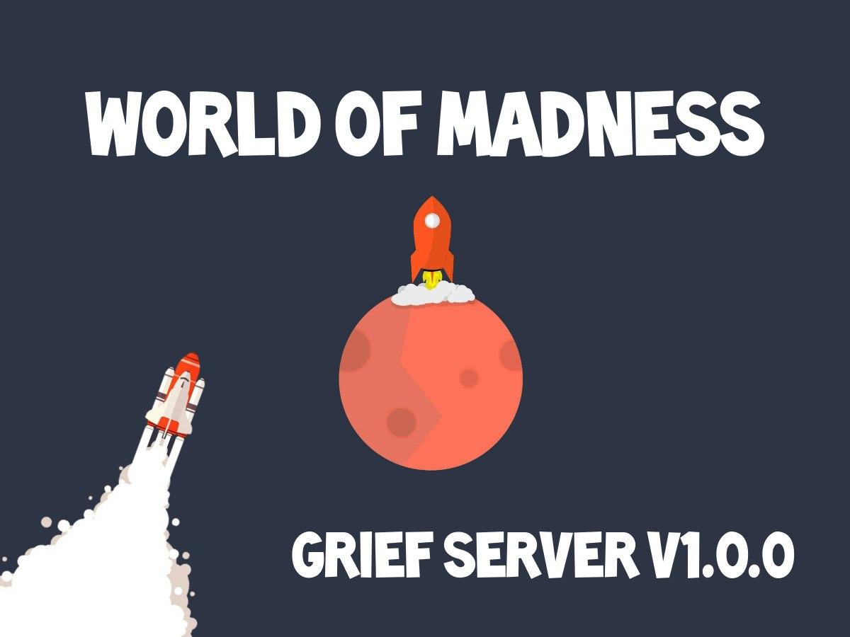 Сервер  World of Madness