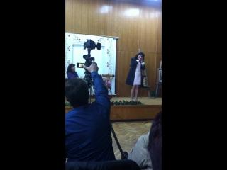 Художник, певица, писатель и просто красавица - Христина Маркова