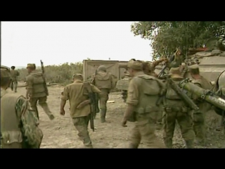 Russian military 13. Brothers in arms 3. End. -- ВС РФ. Братья по оружию 3. Конец.