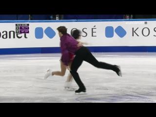 Four Continents Championships 2017. Pairs - FР. Liubov ILYUSHECHKINA ⁄ Dylan MOSCOVITCH