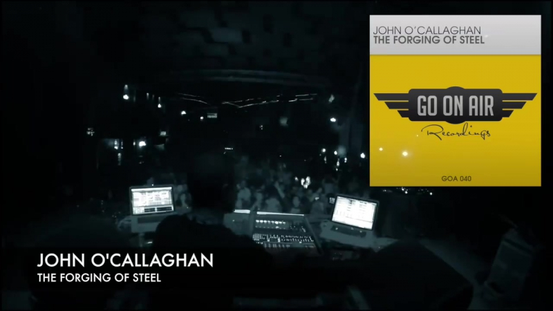 Road-tested the upcoming GO On Air Recordings release of John O'Callaghan Official in Kiev last weekend.