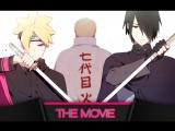 SASUKE VS MOMOSHIKI HD! BORUTO NARUTO THE MOVIE