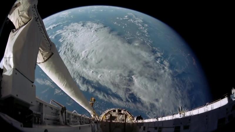 Планета Земля из космоса (Full HD 1080p) ОРИГИНАЛ смотреть онлайн - Природа - hlamer.ru - Красвью_1