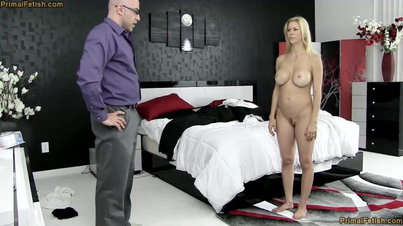Alexis Fawx 2017, blonde, blowjob, cumshot, big tits, cum on tits, fetish, robot, mesmerize, milf, HD