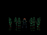 Красочное шоу Light Balance are switched on - Britains Got Talent 2014