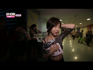Show champion behind ep.21 new hair style aoa