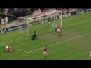 Красивый гол Гиггза в ворота Арсенала в рамках Кубка Англии, 1999 год.